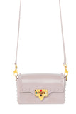 So Studded Jelly Mini Bag - Pink