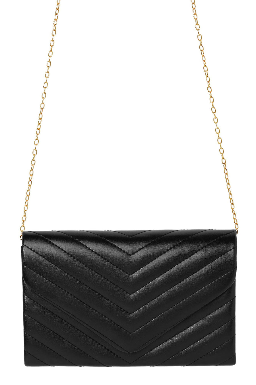 Quilty By Association Mini Bag - Black