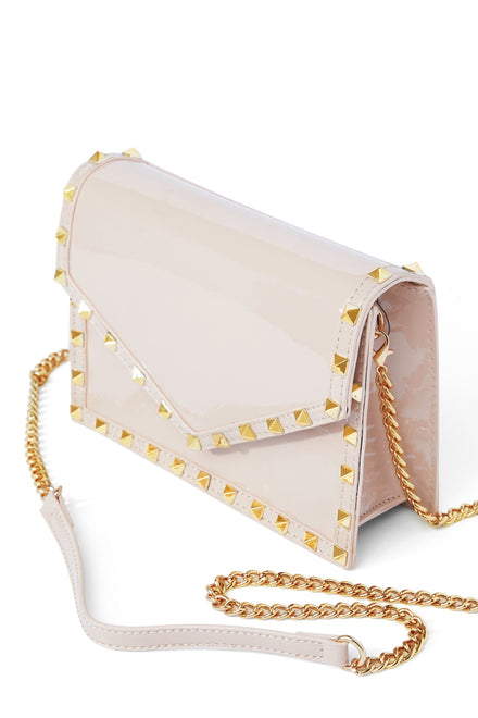 Best Stud Bag - Nude