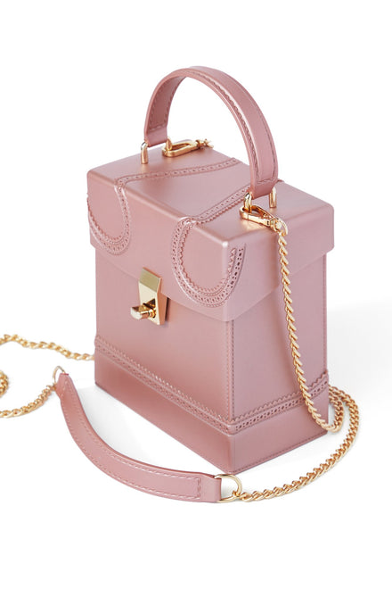 Outside The Box Bag - Pink