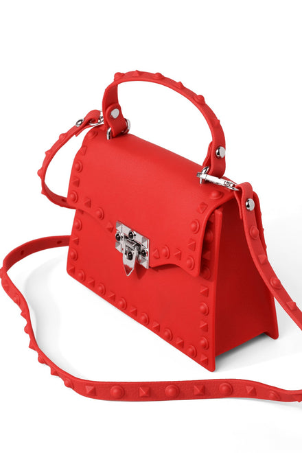 Slow And Studdy Bag (Red)