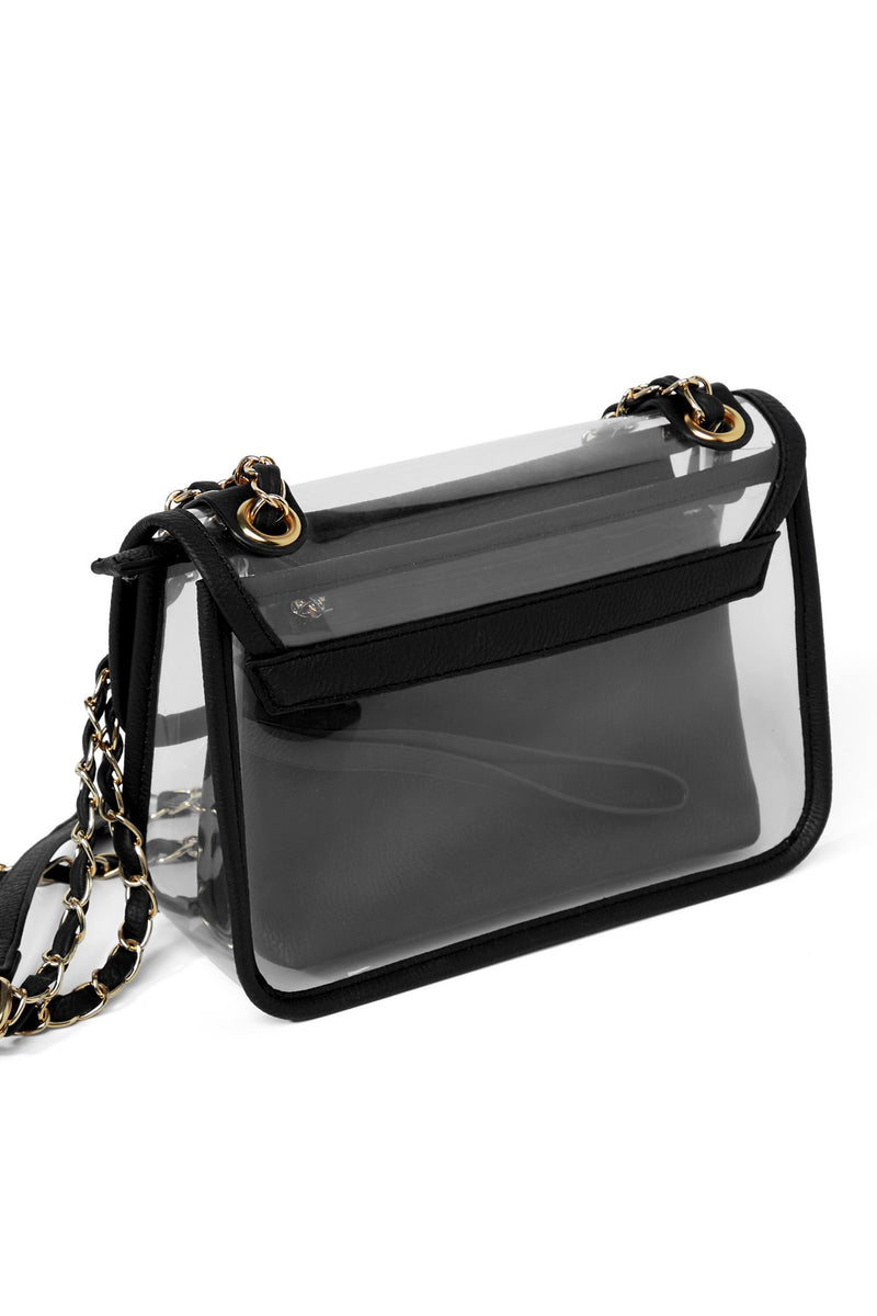 Seeing Things Clear Bag - Black