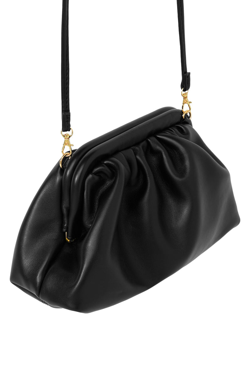 Sweet Memories Clutch - Black