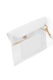 Clear As Slay Mini Bag - White