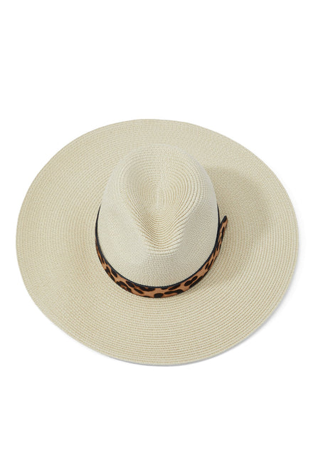 Animal Instinct Hat - Ivory