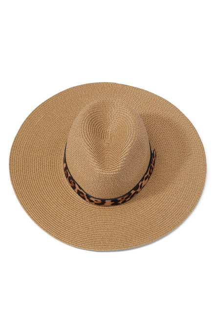 Animal Instinct Hat - Tan