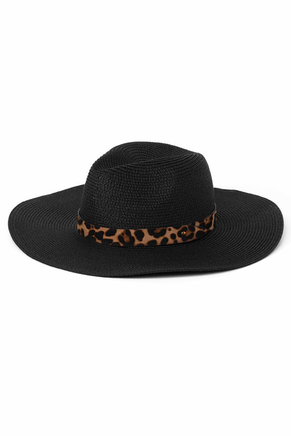 Animal Instinct Hat - Black