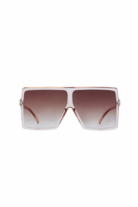 Met Your Match Sunglasses (Champagne)
