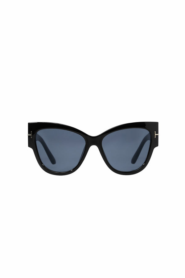 Cool Kitty Sunglasses - Black