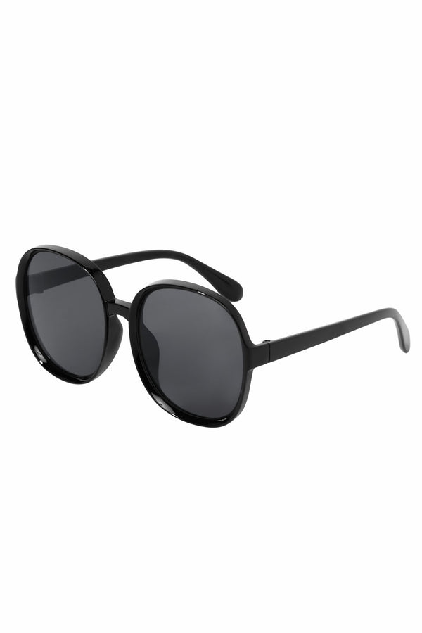 Tea Time Sunglasses - Black