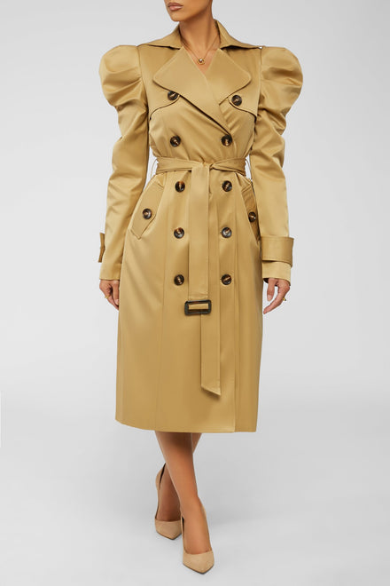 Trench Bliss Coat [PRE-ORDER 12/20]