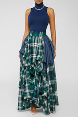 Damsel In Distress Skirt - Green [PRE-ORDER 4/20]