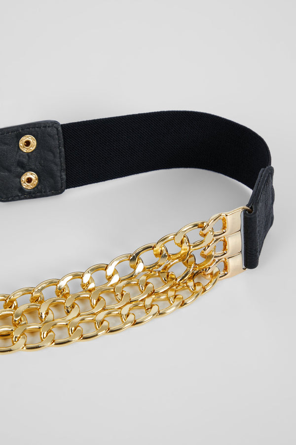 CInched for days belt - GOLD