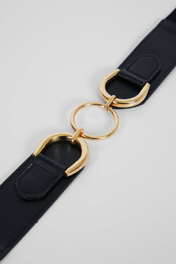 Circling around YOU belt - GOLD