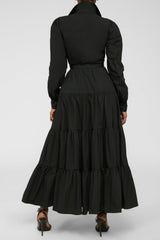 High Quality Dress - Black