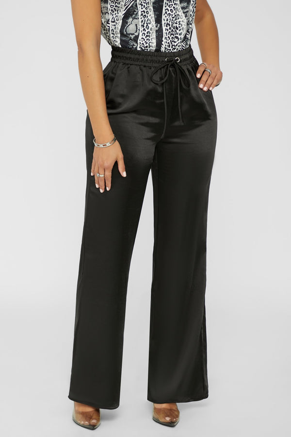 Keep It Business Pants - BLACK