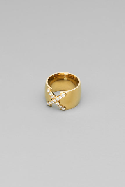 Love Wins Ring (Gold)