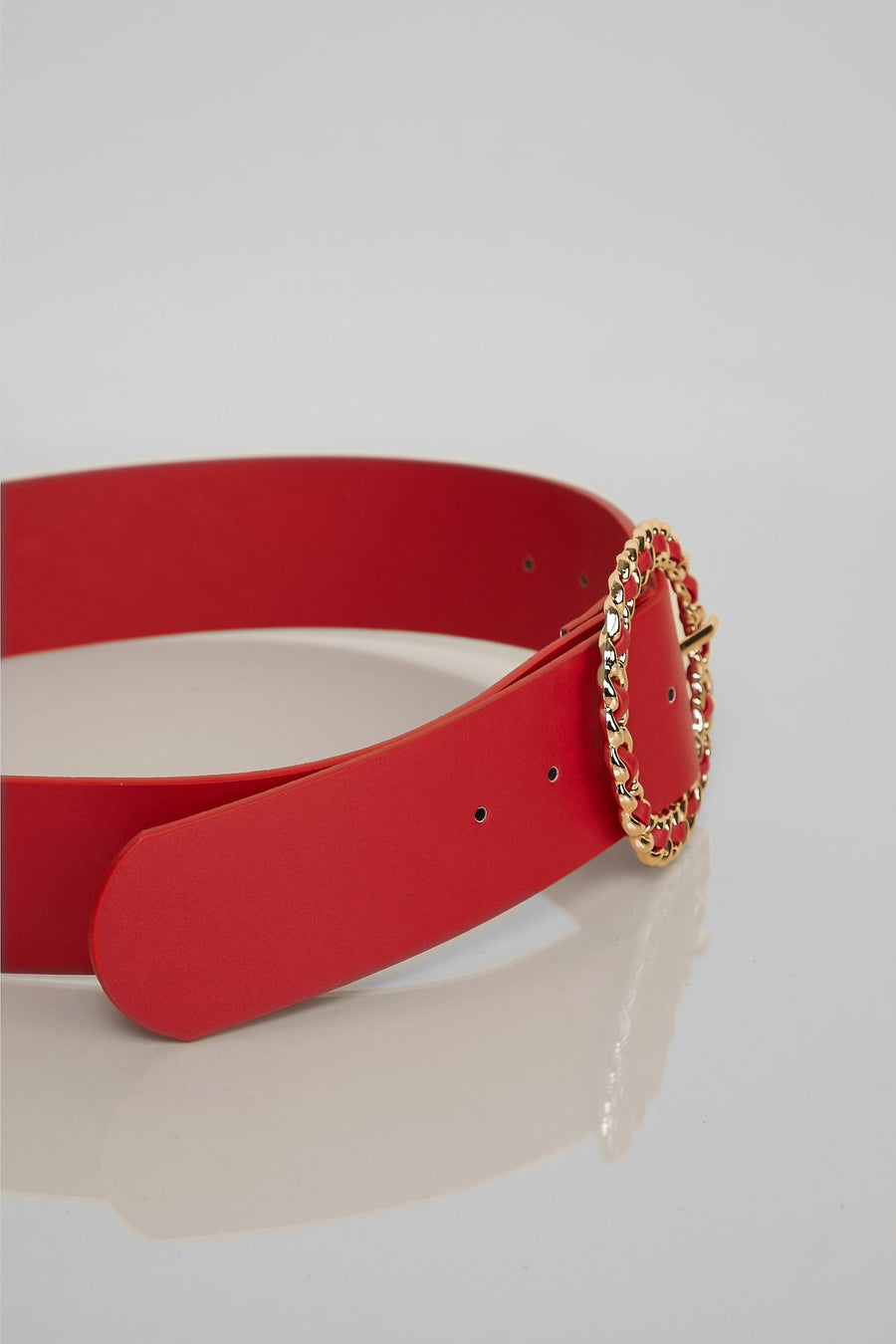 Chain of Command Belt (Red)