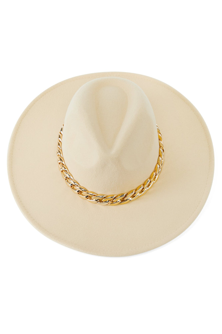 Chain Of Events Hat - Ivory
