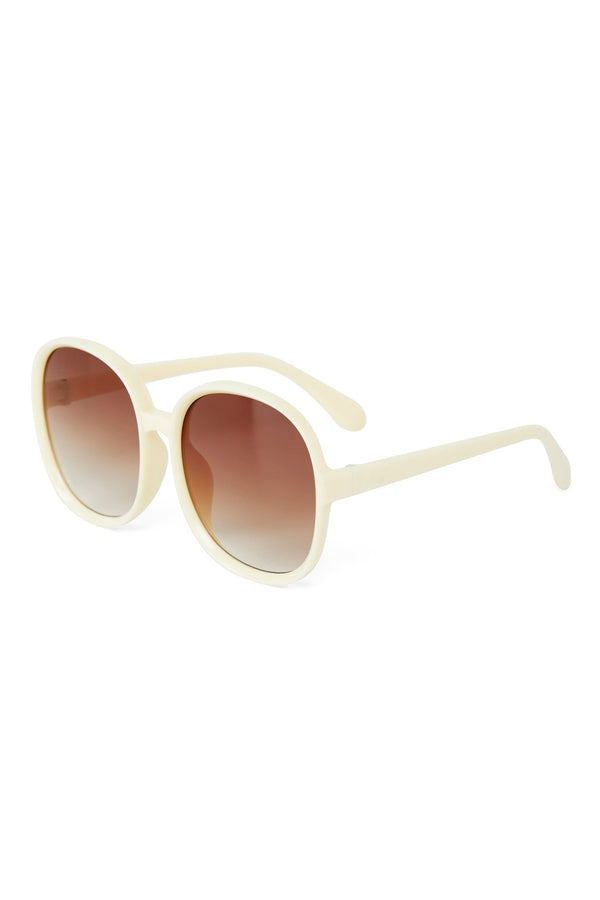 Tea Time Sunglasses - Ivory