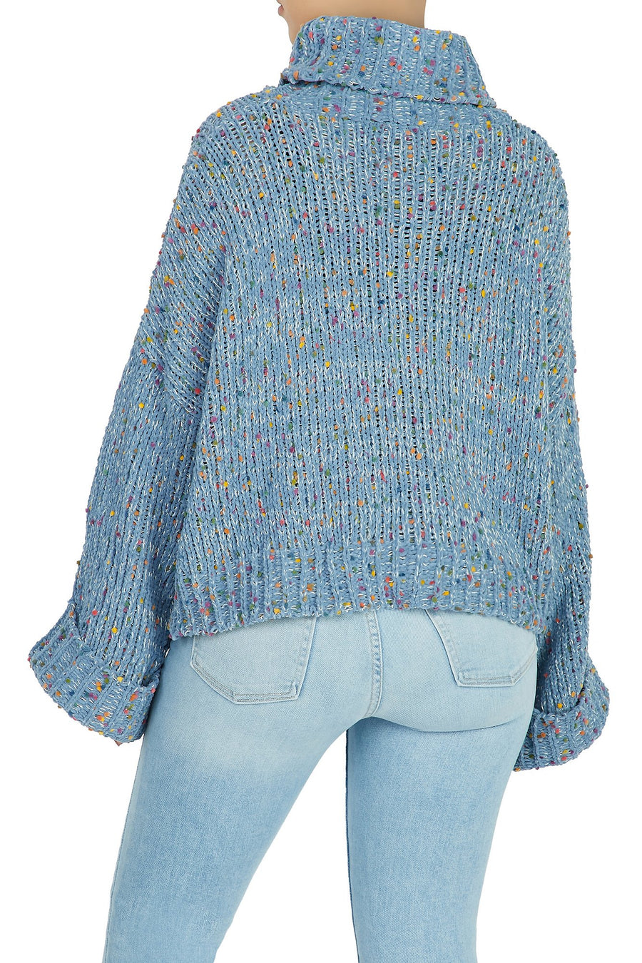 Never A Dull moment Sweater (Blue)