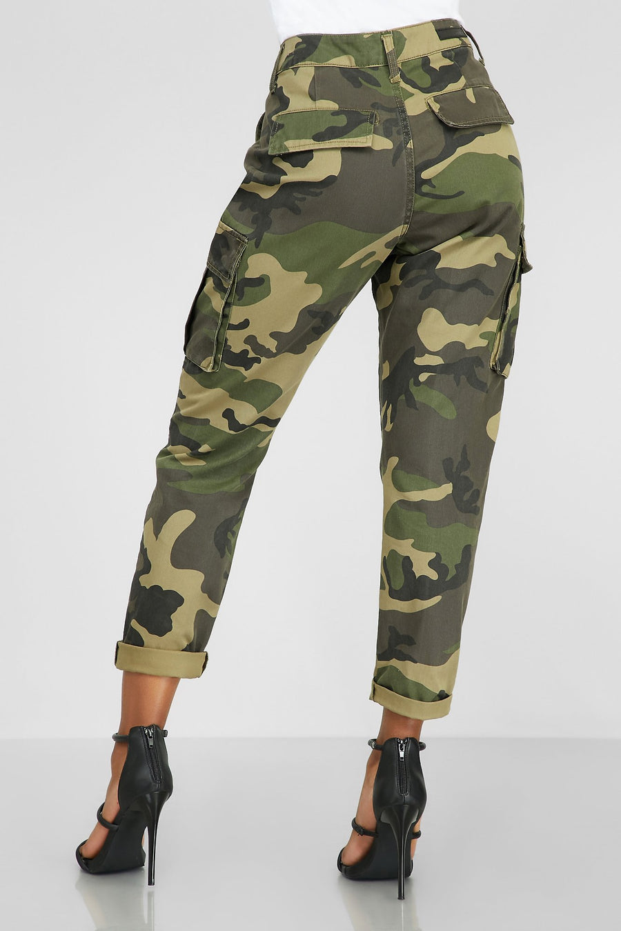 Ready, Aim, FIRE Camo Pants
