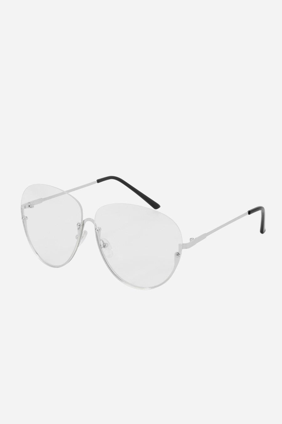 Top Of The Charts Glasses - Silver