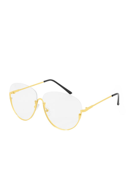Top Of The Charts Glasses (Gold)
