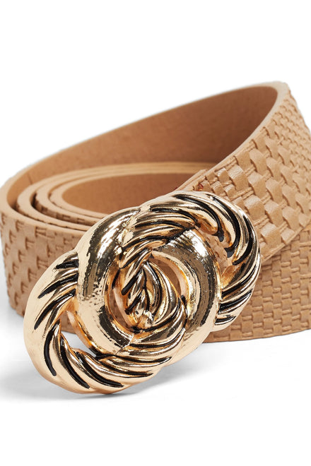 I'm Every Woven Belt (Camel)