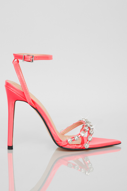 Everlasting Love Heels - Red