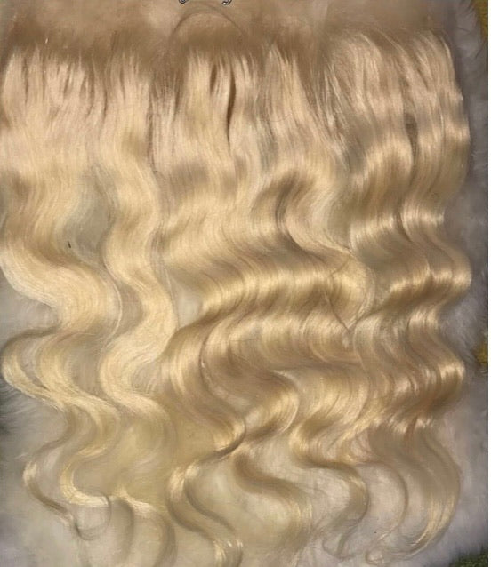 13x4 Blonde Frontal