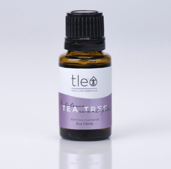100% Tea Tree Essential Oil