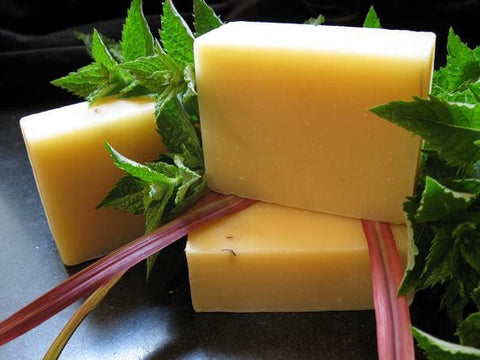 Lemongrass Tea Soap