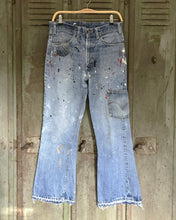Load image into Gallery viewer, Vintage Levi's Painters Jean with extra pockets_Women's 30