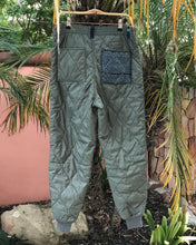 Load image into Gallery viewer, Reworked Vintage USAF(US Air Force), CWU-9/P Quilted Liner Trouser.
