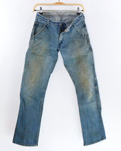 Load image into Gallery viewer, Levi's 514 with carpenter style pockets, Men's waist 31_Women's size 29