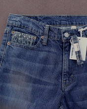 Load image into Gallery viewer, Japanese Boro touch Levi's 511, Men's waist 32-Women's 30/L