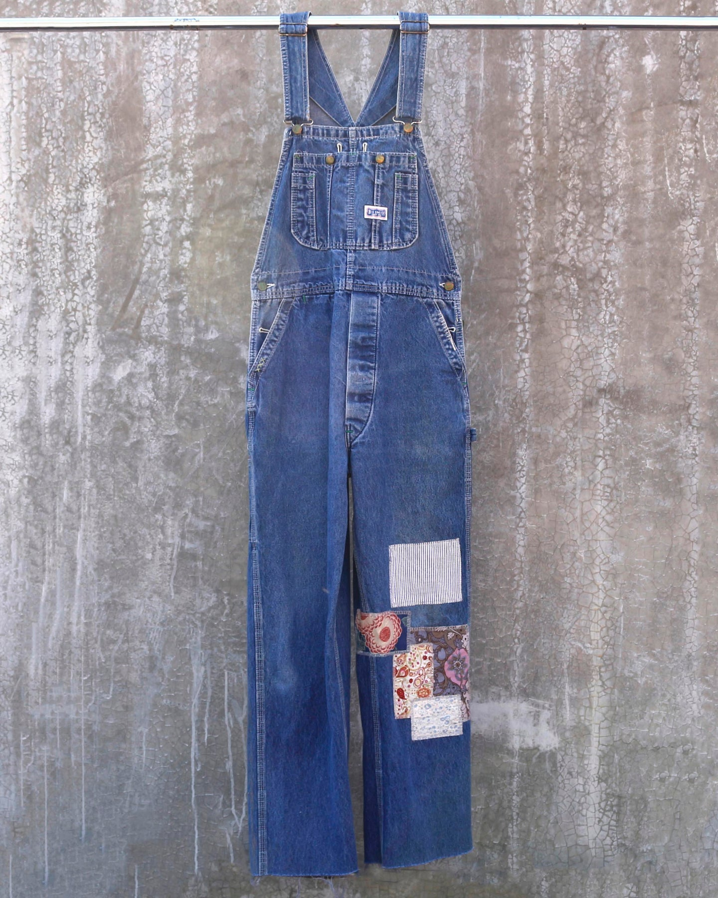 All American Overall_BIG SMITH made in U.S.A. Size 32