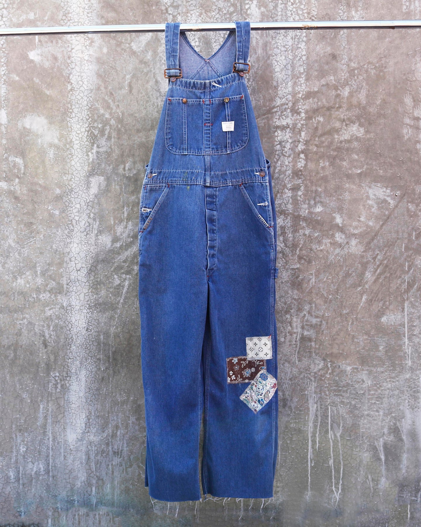 All American Overall_BIG MAC Size 34