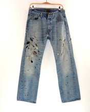 Load image into Gallery viewer, Vintage Levi's 501 Painter's Jean, Men's waist 32x29, (Unisex)_Women's 30