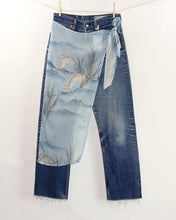 Load image into Gallery viewer, Vintage Levi's Kimono Wrap Jeans_Size 29
