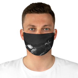 Groundless Fabric Face Mask