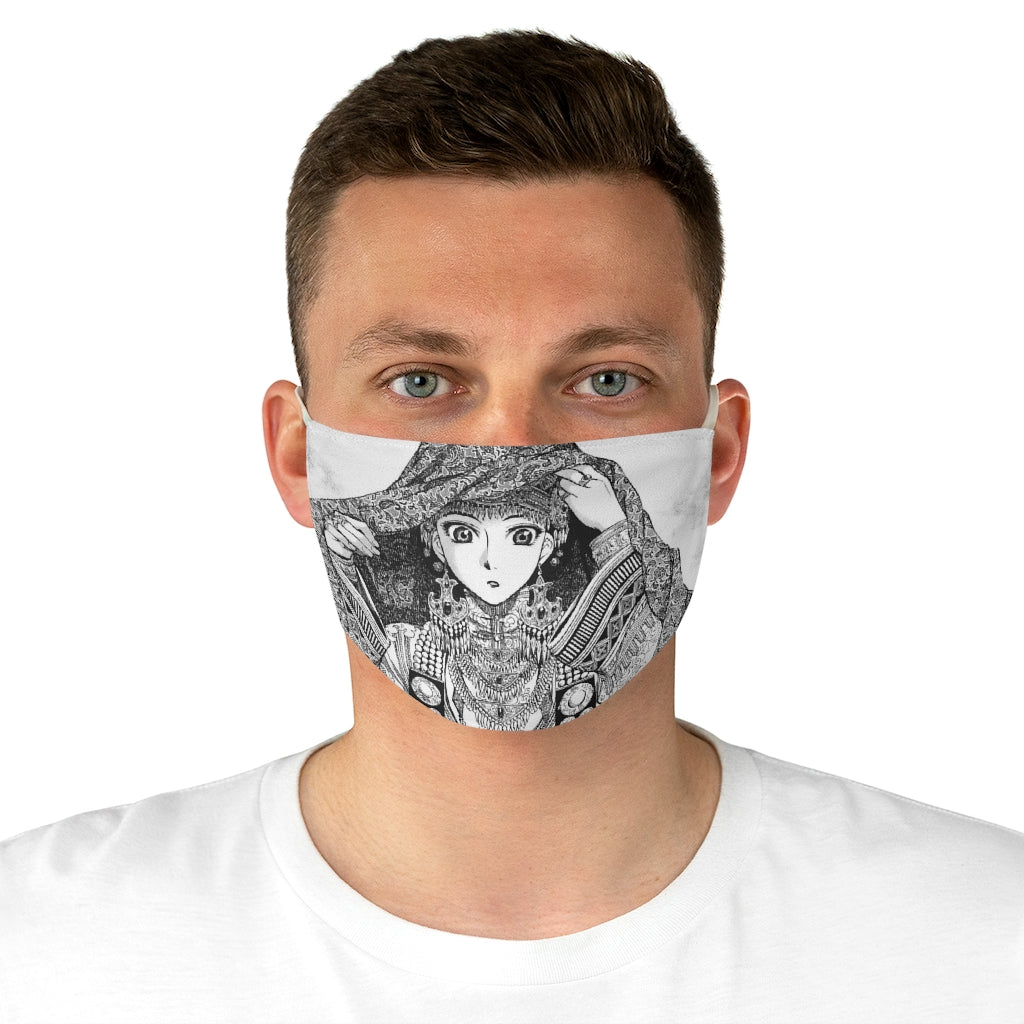 Princess Fabric Face Mask