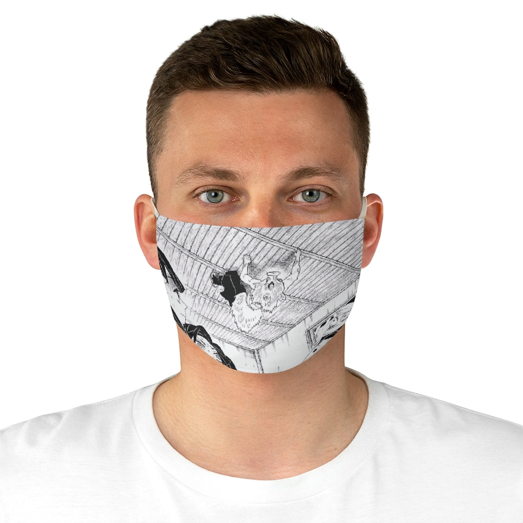 The Inosuke Face Mask