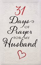Load image into Gallery viewer, 31 Days of Prayer for My Husband Kit