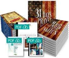Load image into Gallery viewer, 31 Days of Prayer for My Nation Kit
