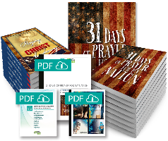 31 Days of Prayer for My Nation Kit