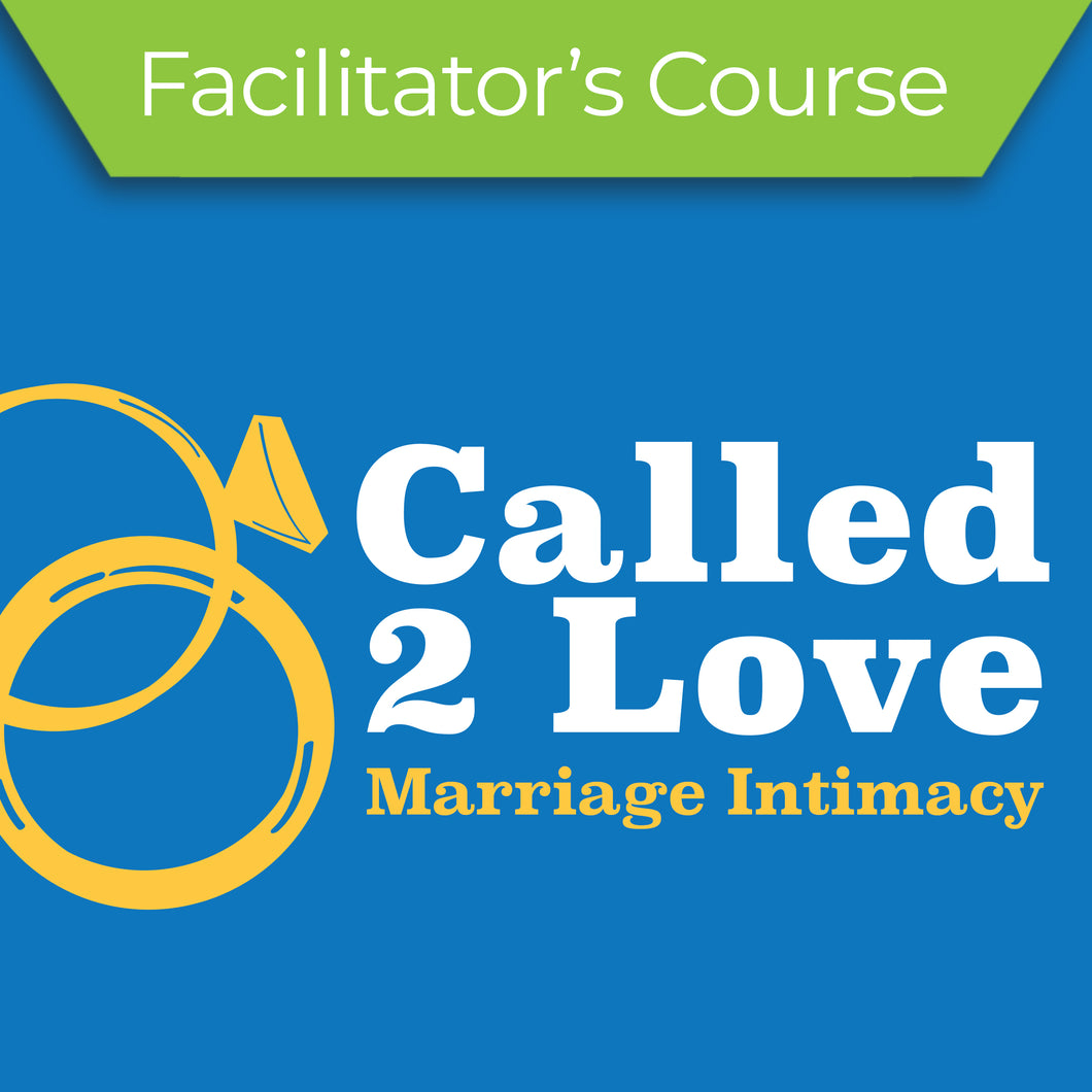 Called2Love Course - Facilitator's Kit
