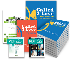 Called 2 Love: A 40-Day Marriage Journey Kit