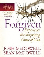Forgiven - Experience the Surprising Grace of God